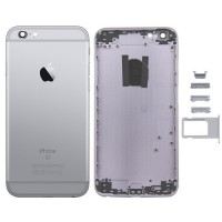 Carcasa Trasera iPhone 6s Plus Gris Espacial