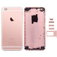 Carcasa Trasera iPhone 6s Plus Oro Rosado