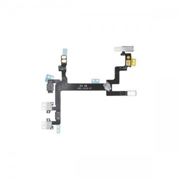 Cable Flex Encendido y Volumen iPhone 5
