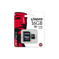 Memoria Micro SD 16GB Kingston