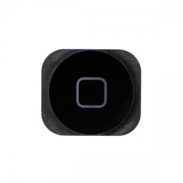 Embellecedor Botón Home iPhone 5C Negro
