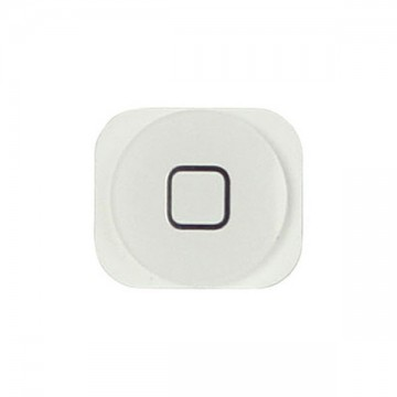 Embellecedor Botón Home iPhone 5C Blanco