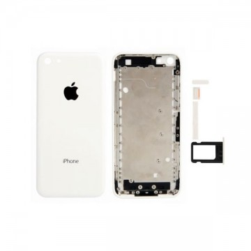 Carcasa Trasera iPhone 5C Blanco