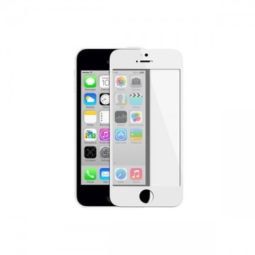Cristal Pantalla iPhone 5C Blanco