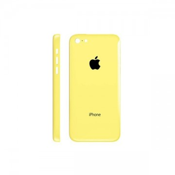 Carcasa Trasera iPhone 5C Amarillo