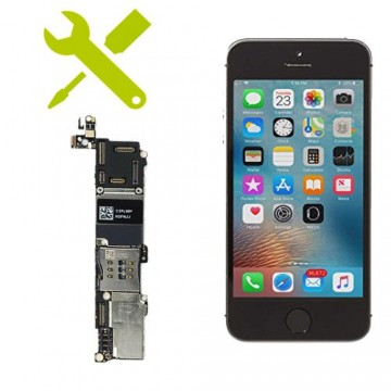 Reparación Placa Base iPhone 5s
