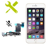 Reparación Micrófono iPhone 6 Plus