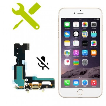 Reparación Micrófono iPhone 8 Plus