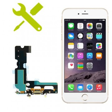 Reparación Conector Carga iPhone 8 Plus