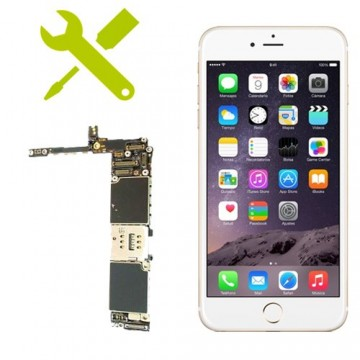 Reparación Placa Base iPhone 6s Plus