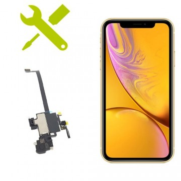 Reparación Auricular iPhone XR