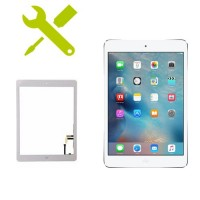 Reparación Cristal Digitalizador iPad Air Blanco
