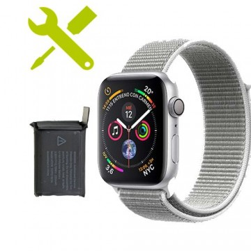 Reparación Batería Apple Watch Serie 4