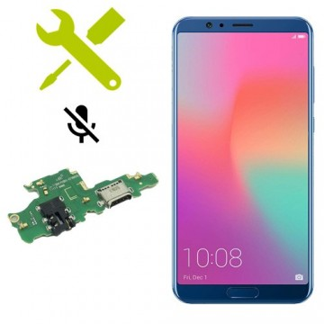 Reparación Micrófono Honor View 10
