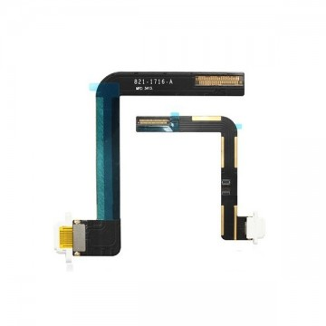 Cable Flex Conector Carga - Datos iPad Air Blanco