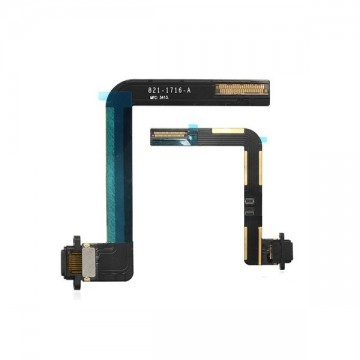 Cable Flex Conector Carga - Datos iPad Air Negro