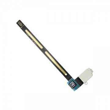 Cable Flex Auricular Jack iPad Air 2 Blanco