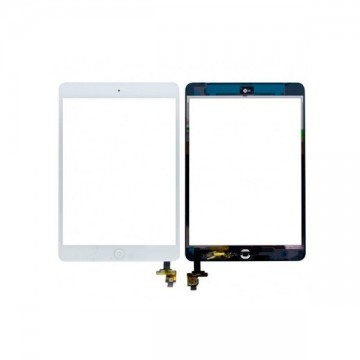 Cristal Táctil iPad Mini IC Blanco