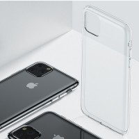 Funda Ultra Fina iPhone 11 - Transparente