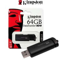Pendrive / Memoria Flash 64GB Kingston