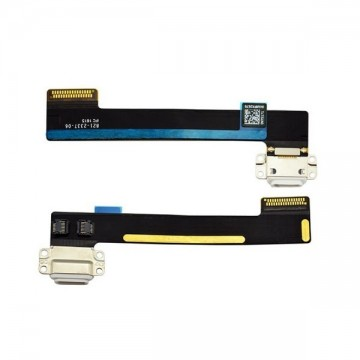 Cable Flex Conector Carga - Datos iPad Mini 4 Blanco