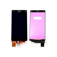 Pantalla Sony Xperia Z3 Compact Completa Táctil y LCD Negro