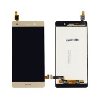 Pantalla Huawei Ascend P8 Lite Completa Táctil y LCD Oro